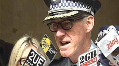 Sydney police accused of brutality