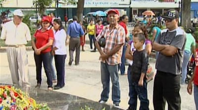 Chavez hometown mourns his death