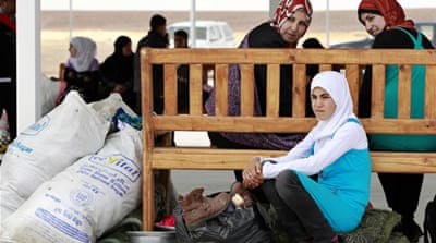 Humanitarian assistance for Syria urged