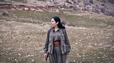 Murat Karayilan has led the PKK since the capture of Abdullah Ocalan in 1999 [Richard Hall/Al Jazeera]