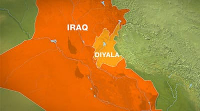 Blast hits mosque in central Iraq