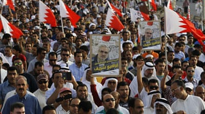 Bahrain, where the US Navy's Fifth Fleet is based, has been hit by unrest since protests broke out in 2011 [Reuters]