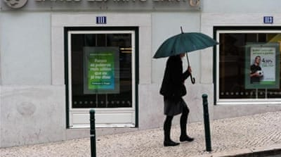 Portugal's financial burden