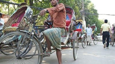 In pictures: Dressing down in Bangladesh