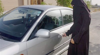 Saudi Arabia follows ultraconservative interpretation of Islam that bans women from driving [EPA]