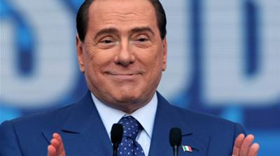 """It is unlikely that after a year and half of legislative standstill, Berlusconi and the Democrats will be able to work together on a shared agenda of reforms,"" writes Laterza [AFP]"