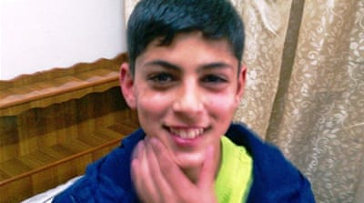 Israel arrests 14-year-old US citizen