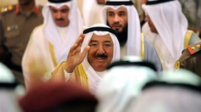 Emir Sheikh Sabah al-Ahmad al-Sabah  is due to issue the decree late on Thursday [AFP]