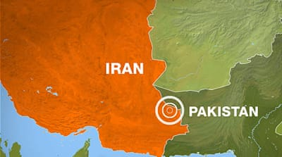 Quake rocks Iran and Pakistan