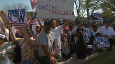 US seeks to reform immigration system