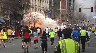 In pictures: Boston explosions