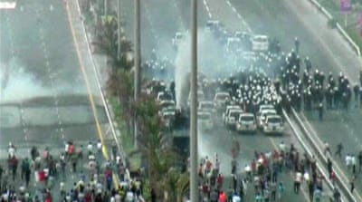 Bahrain protests precede Formula One race