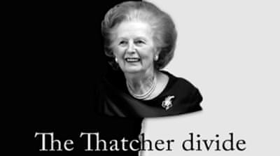 Infographic: The Thatcher divide