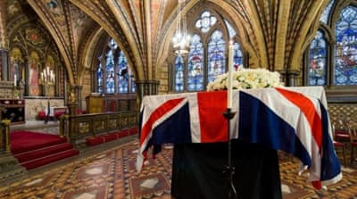 Thatcher's funeral: Queen breaks the tradition