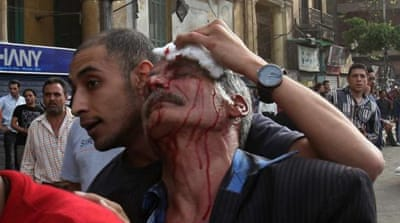 Attacks on Christians have increased dramatically since the ousting of Egypt's president on July 3 [Reuters]