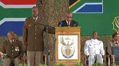 Zuma defends decision to deploy troops to CAR