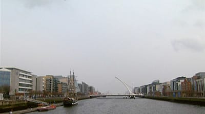 Few in Ireland benefit from tax haven status