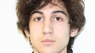 The FBI released photos of Dzohkhar Tsarnaev after he was identified as suspect in the Boston bombing [AFP]