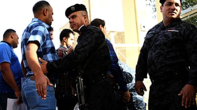 Suicide bombing targets Iraq mosque