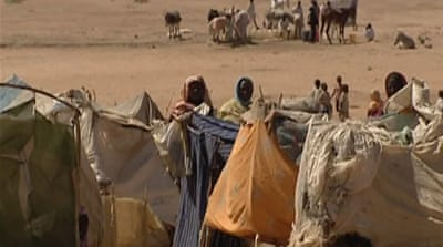 Darfur tribal hostilities displace thousands