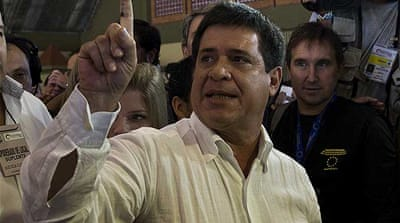 Tobacco magnate wins Paraguay election