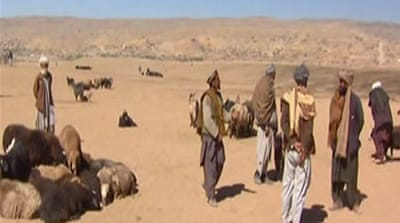 Afghan villages uneasy over NATO withdrawal
