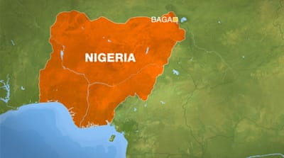 Boko Haram attacks two military bases in northeast Nigeria
