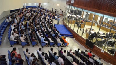 The court has faced severe cash crunch, raising fears that it could derail judicial proceedings  [File: EPA]