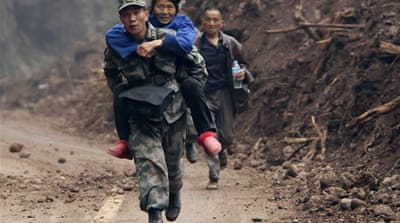 China faces fresh crisis in quake-hit Sichuan