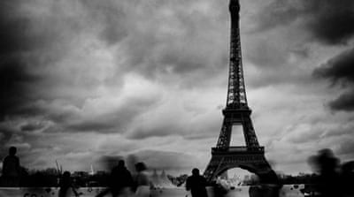 In Pictures: Life around Eiffel Tower