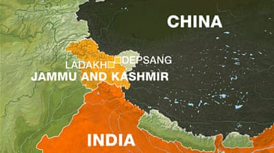 India asks China to withdraw border troops