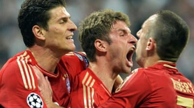 Bayern trounce Barca in Champions League