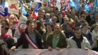 France divided over gay rights bill