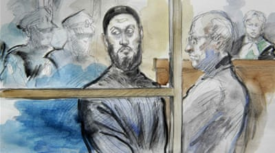 Canada train plot suspects appear in court
