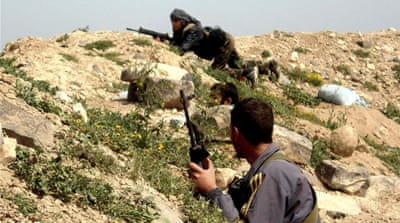 Clashes escalate on Syria-Lebanon border