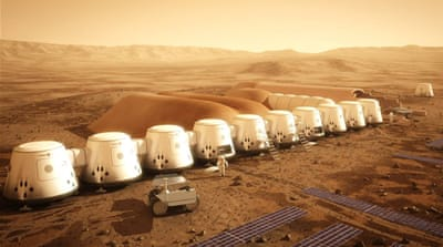 Mars One: Right target, wrong plan