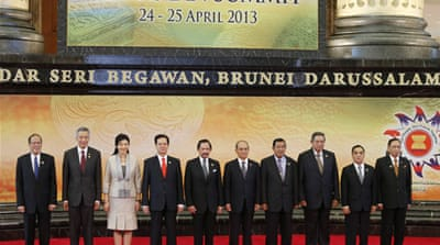 One of the key issues on agenda during the summit is pressing ahead with deeper economic integration [Reuters]