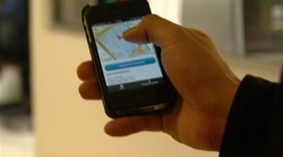 Mexico smartphone app aims to lower crime