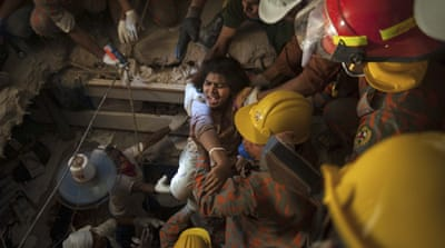 Bangladesh reflects on factory disaster