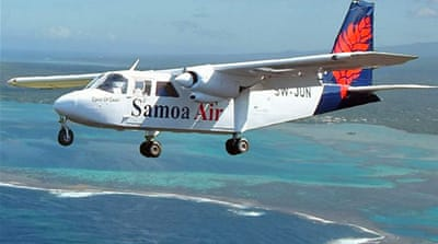 Samoa Air defends 'pay-as-you-weigh' pricing