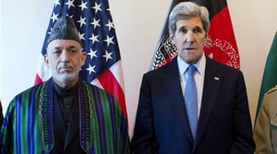 CIA: Buying peace in Afghanistan?