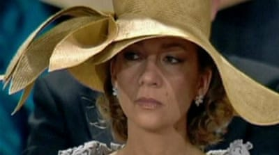 Spanish princess accused of corruption