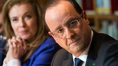 Hollande pledges to clean up French politics