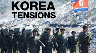 Korea Tensions