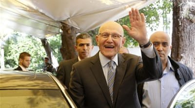 Lebanon picks Salam as new prime minister
