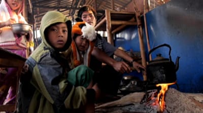 Children bear brunt of Myanmar conflict