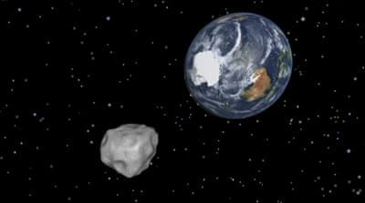 NASA plans to interecept asteroid
