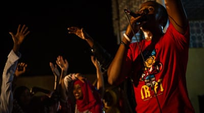 In pictures: Music returns to Mogadishu