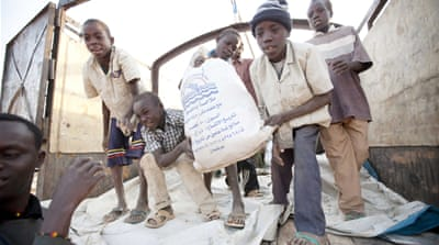 Sudan has pledged to allocated $2.65 billion in aid over the coming years to the severely underdeveloped region [EPA]