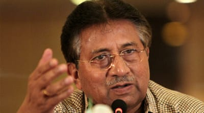 Musharraf says he has come home to save nuclear-armed Pakistan from the threats of the Taliban [AFP]